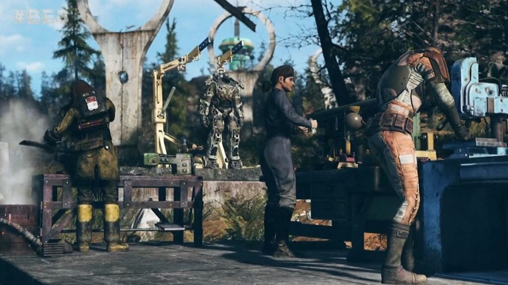 Fallout 76 Free To Play