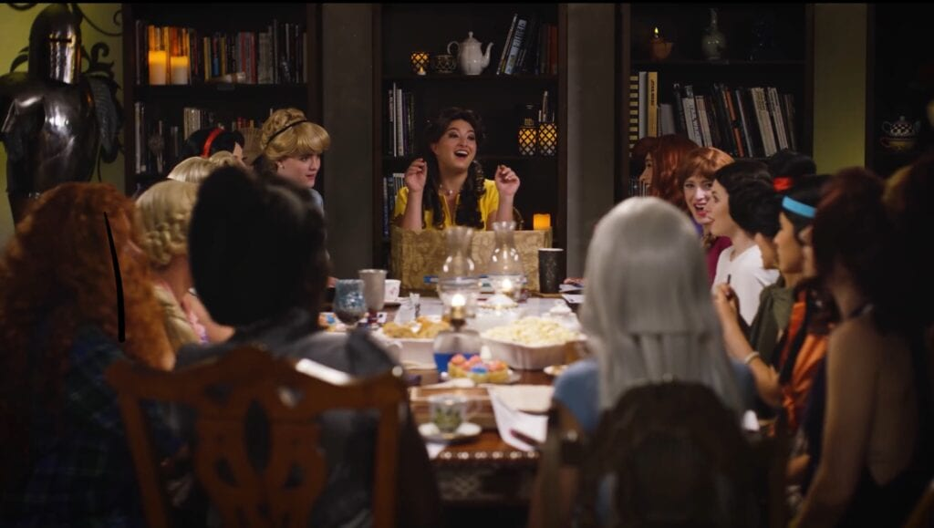 Disney Princesses Play Dungeons And Dragons In This Incredible Short (VIDEO)