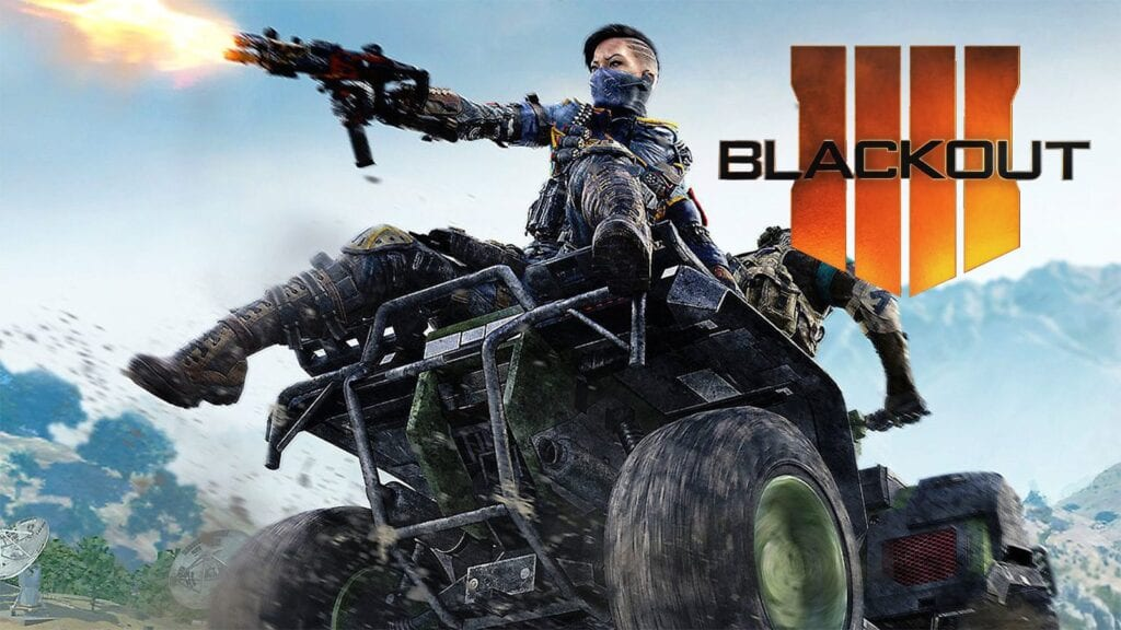 Call of Duty: Black Ops 4 - Blackout