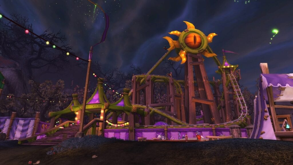 World of Warcraft Is Adding A Giant Roller Coaster, Because Why Not? (VIDEO)