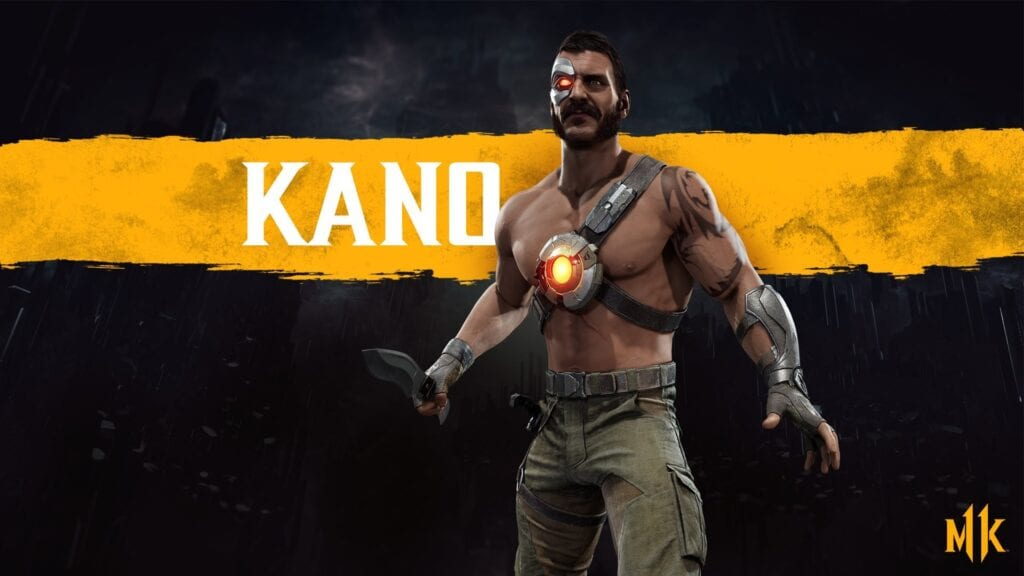 Mortal Kombat 11 Reveals Kano As Latest Roster Addition