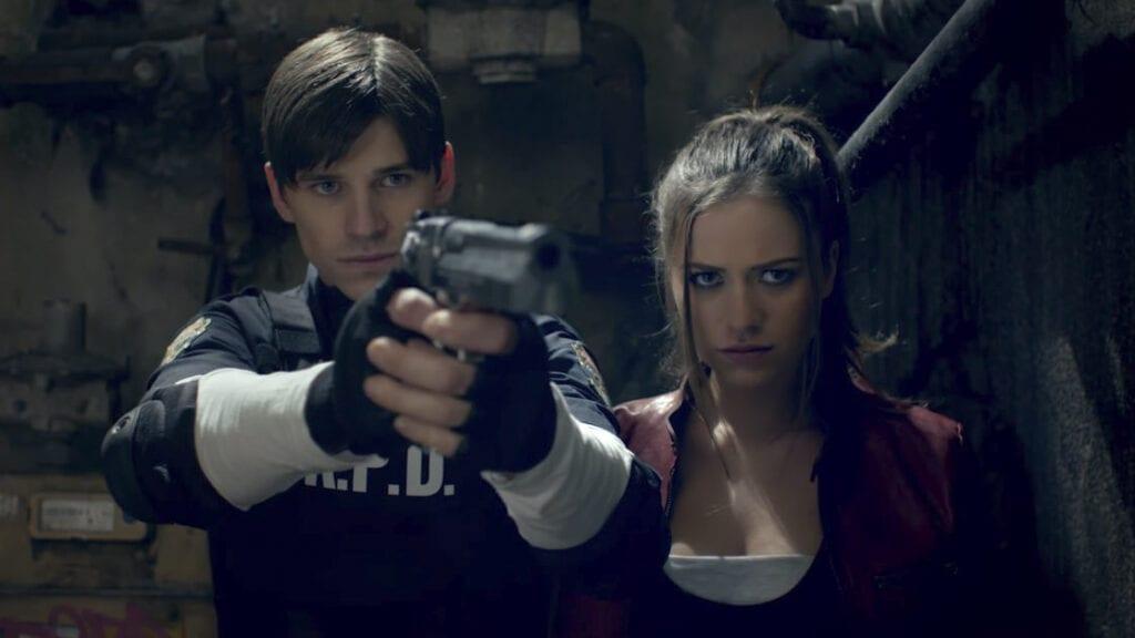 Resident Evil 2 Live-Action Trailer