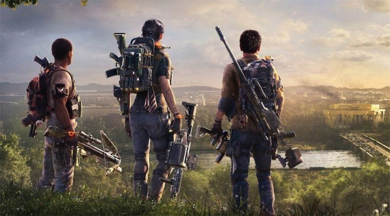 The Division 2 Raids Won't Be Available At Launch