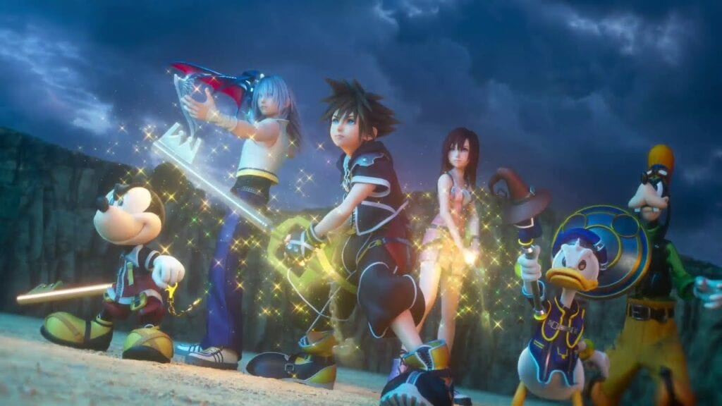 kingdom hearts 3 kingdom hearts iii