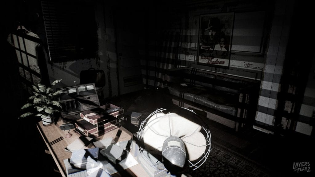 """New Layers Of Fear 2 Trailer Revealed, """"Time Waits For No One"""" (VIDEO)"""