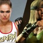 Mortal Kombat 11: Ronda Rousey Rumored For Sonya Blade