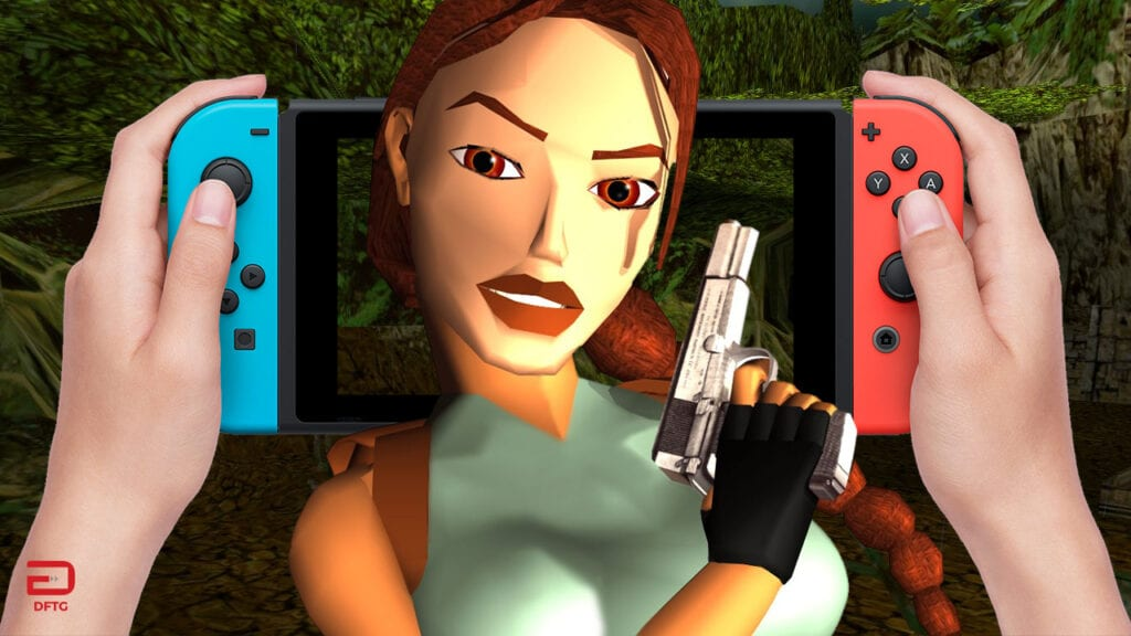 Tomb Raider Available On Nintendo Switch Via Homebrew (VIDEO)