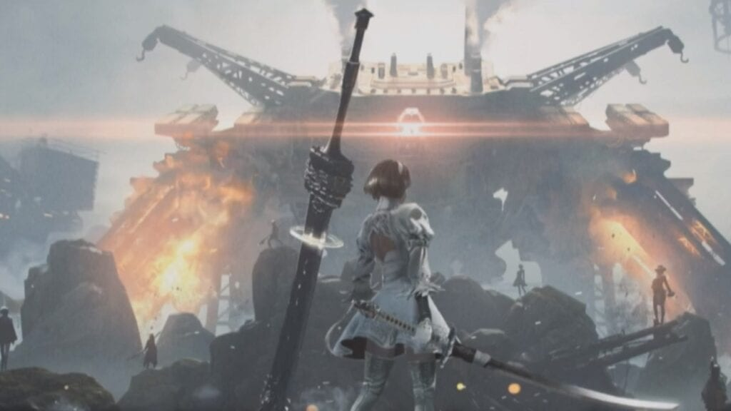Final Fantasy XIV Announces NieR: Automata-Themed Raid (VIDEO)