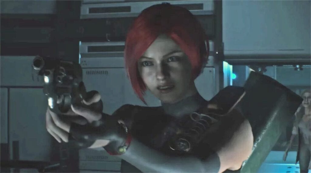 Resident Evil 2 Mod Adds Regina From Dino Crisis (VIDEO)