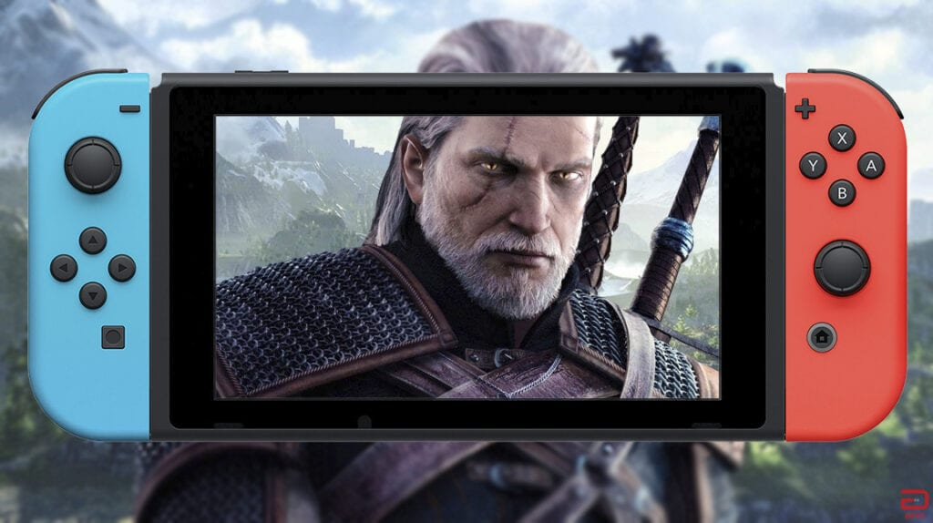 The Witcher 3 Nintendo Switch