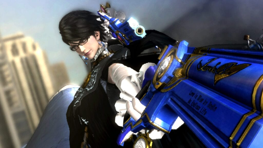 Bayonetta Crossover Teased For Mortal Kombat 11