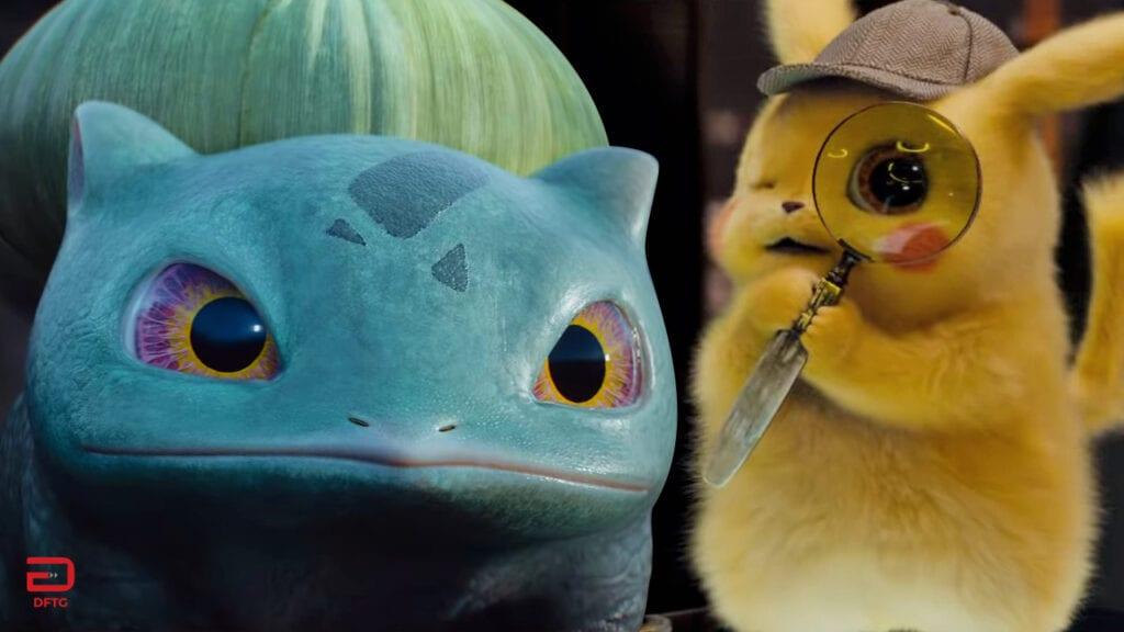 Detective Pikachu Reveals Pokémon-Filled New Trailer (VIDEO)