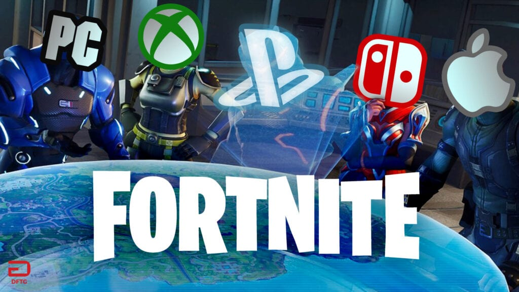 Fortnite Account Merging Finally Goes Live, Here's How To Do It