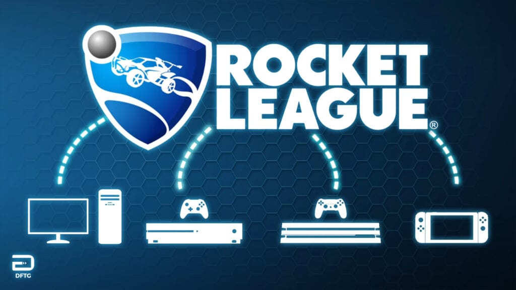Rocket League Cross-Platform Party Update Goes Live Soon (VIDEO)