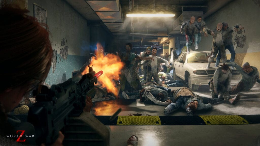 World War Z Sets Release Date With Biting New Trailer (VIDEO)