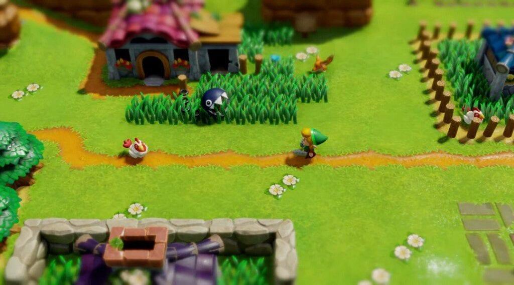 Zelda Switch Games