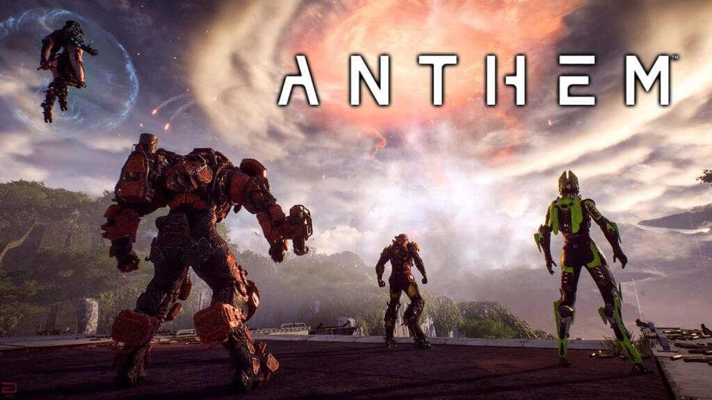 Anthem Casey Hudson BioWare