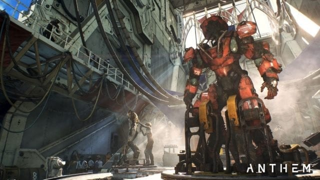 Anthem Dev Responds To PS4 Shutdown Issues