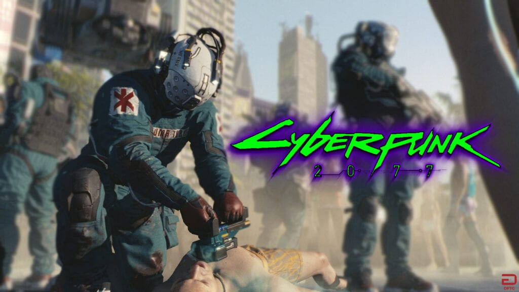 Cyberpunk 2077 CD Projekt RED