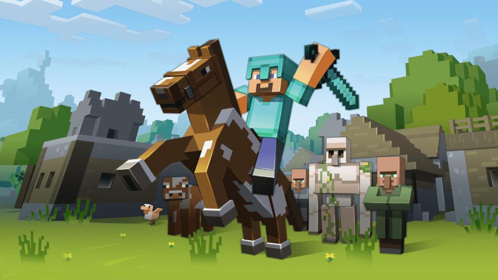Minecraft update