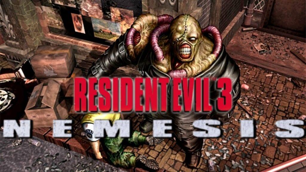 Resident Evil 3 leak