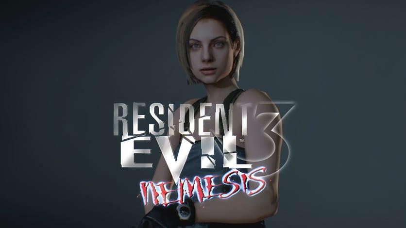 Resident Evil 3 Remake Mod