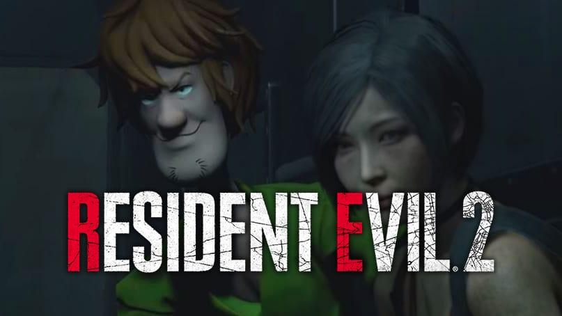 Resident Evil 2 Mod - Shaggy