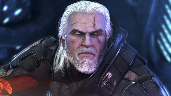 The Witcher Mass Effect