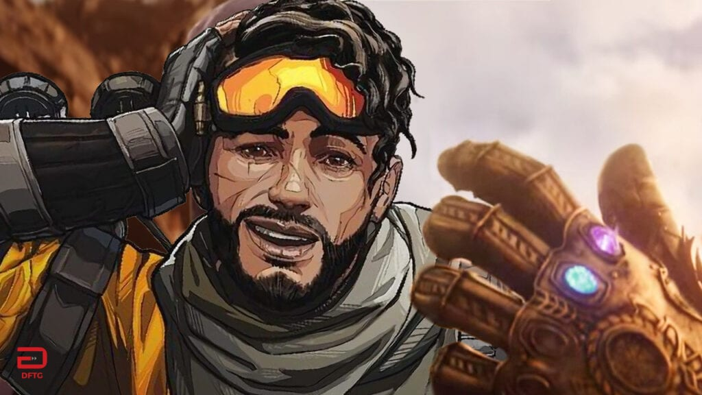 Apex Legends And Avengers Endgame Collide In New Fan Trailer (VIDEO)