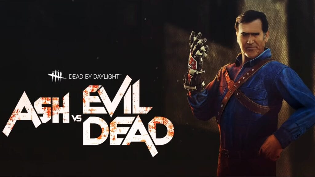 Dead By Daylight Announces Ash vs. Evil Dead DLC (VIDEO)