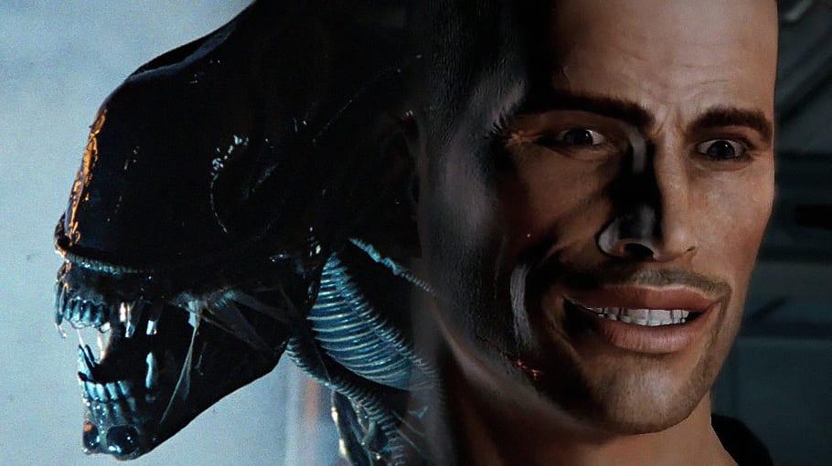 Aliens RPG Obsidian Mass Effect
