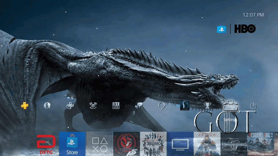 "Free Game Of Thrones PS4 Theme And Avatars Now Available By Completing ""Quests"""