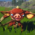 Legend of Zelda Breath of the Wild First-Person Mod