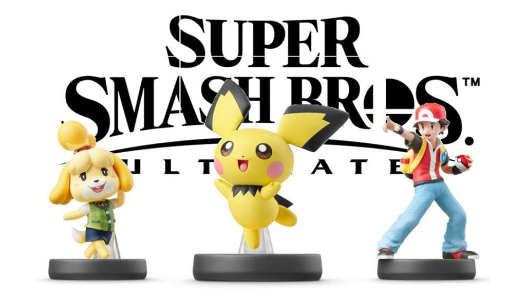 Super Smash Bros Ultimate Amiibo