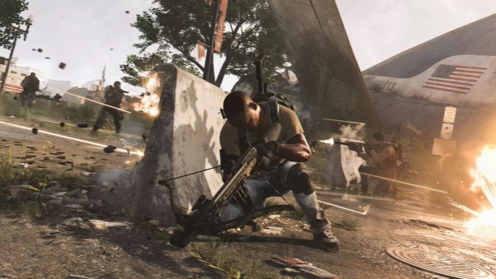The Division 2 Enters Phase 2 Testing For New Update