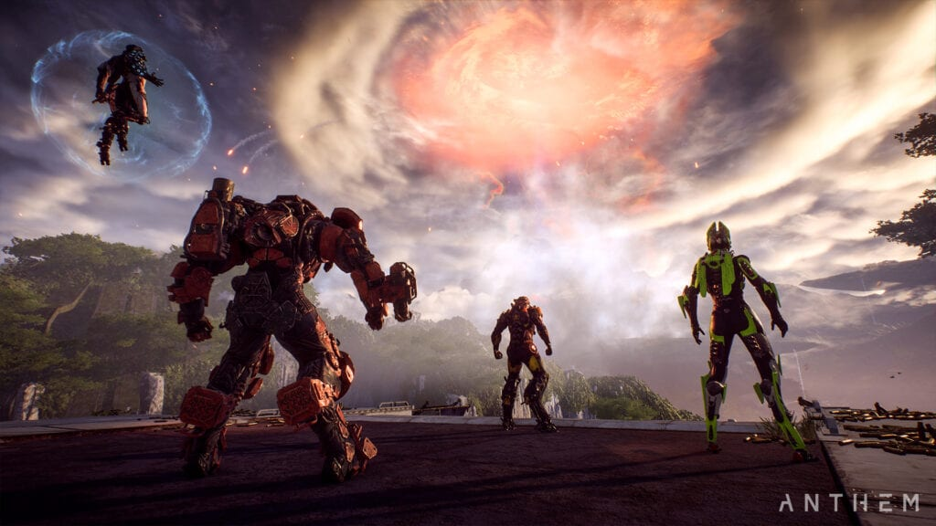 New Anthem Update Now Live, Cataclysm Reveal Coming Tomorrow