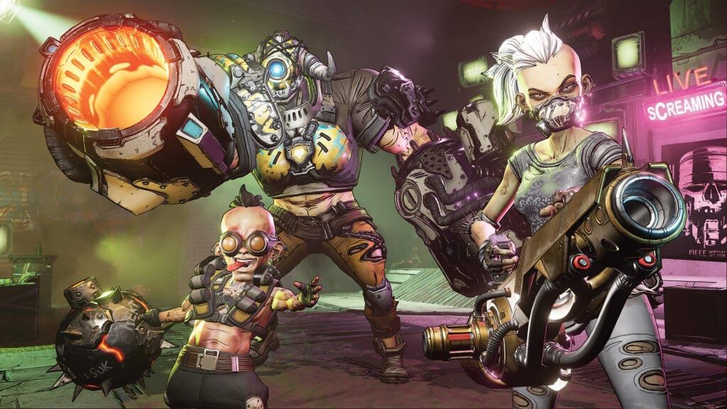 Borderlands 3 DLC Raids Events