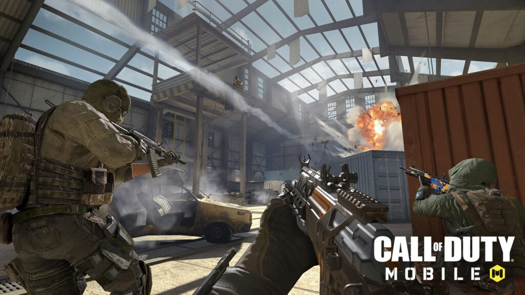Call of Duty: Mobile Battle Royale Map