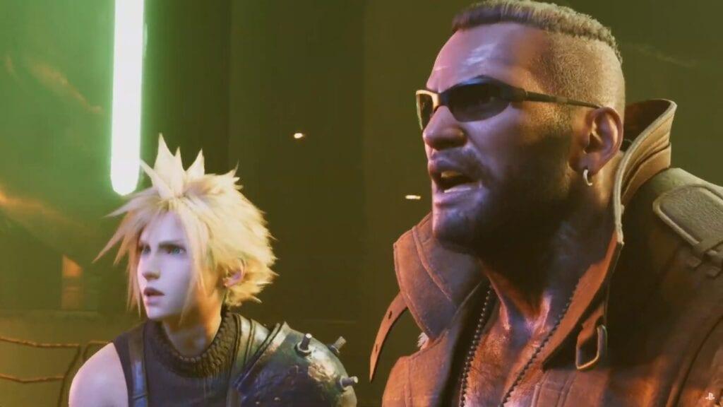 Massive Final Fantasy VII Leak Reveals Combat Details, Character Changes, And More