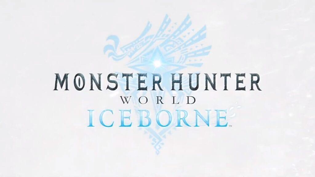 Monster Hunter World: Iceborne Release Date Revealed (VIDEO)
