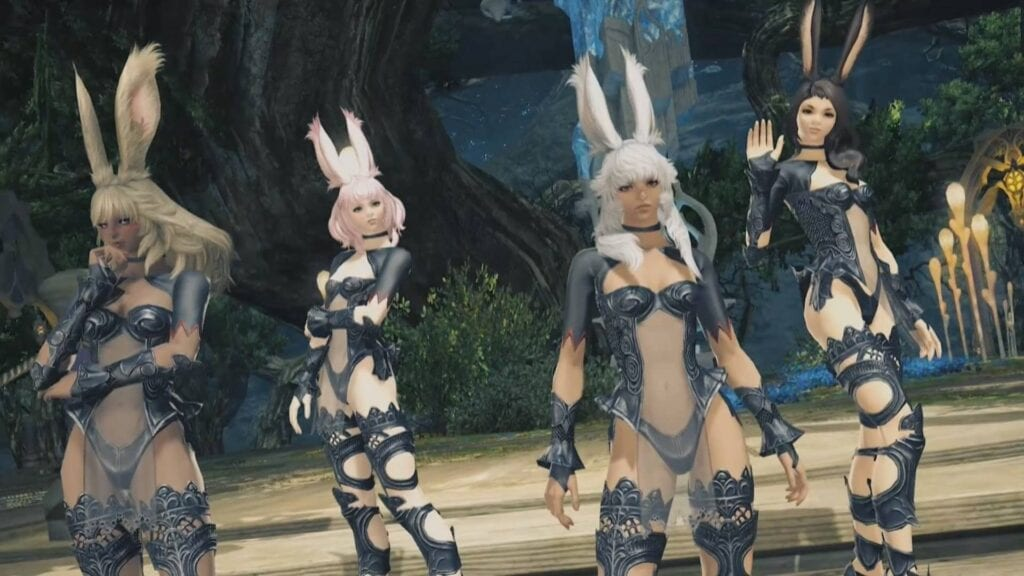 Final Fantasy XIV Director Explains Why Viera And Hrothgar Are Gender Locked