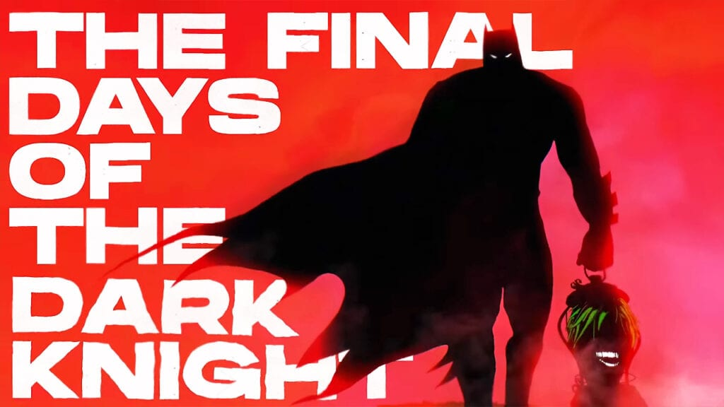Batman Goes Full Mad Max In DC's 'Last Knight on Earth' (VIDEO)