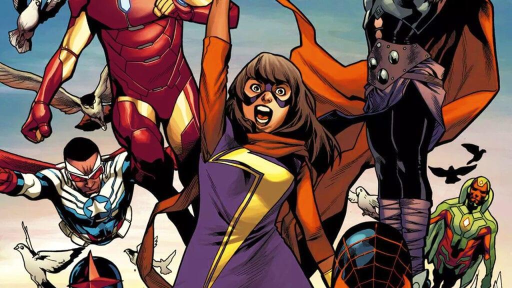 Marvel's Avengers Leak Reveals New Story, Gameplay Details