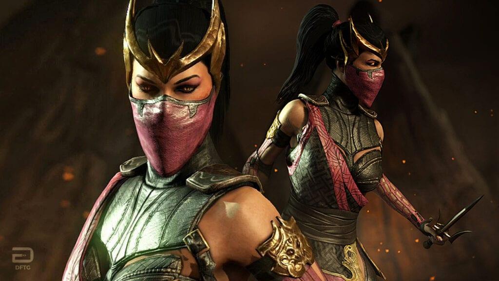 Mortal Kombat 11 Director Teases Mileena Fans About DLC