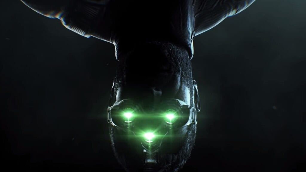 "New Splinter Cell Game Jokingly ""Confirmed"" by Ubisoft Creative Director"