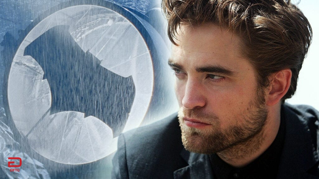 Robert Pattinson Cast As The Batman