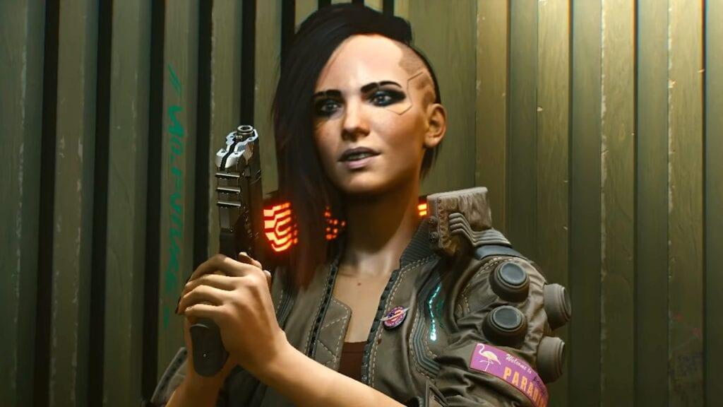Cyberpunk 2077 romance