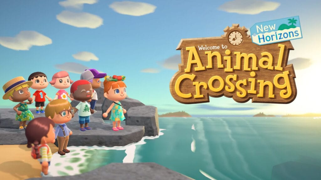 Animal Crossing New Horizons Release Date Gameplay