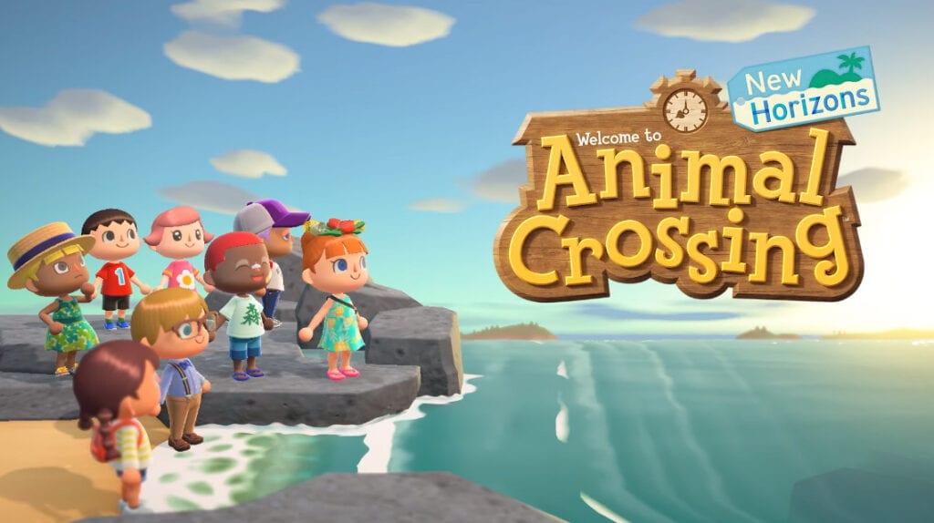 Animal Crossing New Horizons Release Date Gameplay