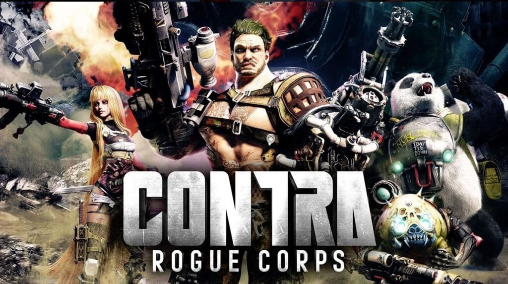 Contra Rogue Corps Announced, Contra Anniversary Collection Confirmed For Switch (VIDEO)